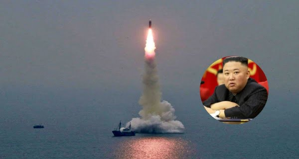 North Koreas long-range cruise missile test