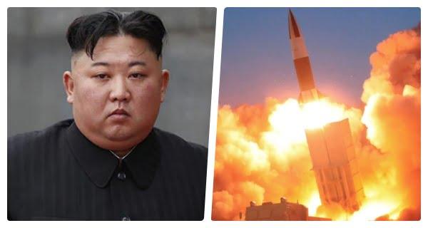 North Koreas missile fire