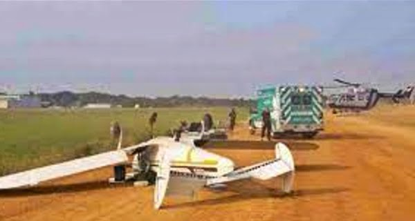 Plane crashes in US Southwest Virginia