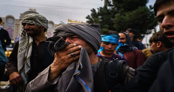 Taliban fighters are starving