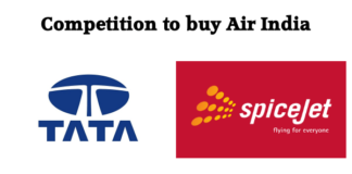 compition to buy Air India