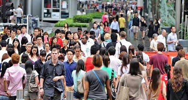 population of Singapore