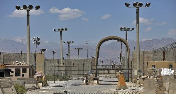 Afghanistan's Bagram airbase