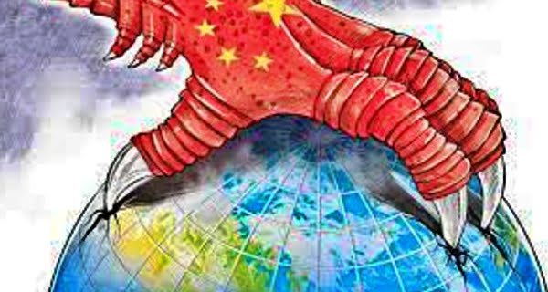 China trapping small countries in debt trap