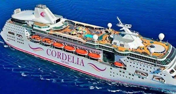 Cordelia-cruise