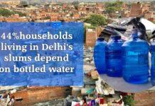 Delhis slums