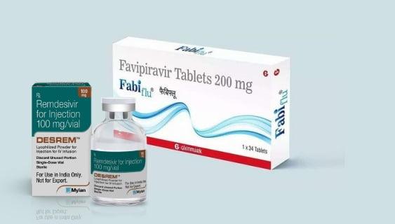 Fabiflu-Remdesivir