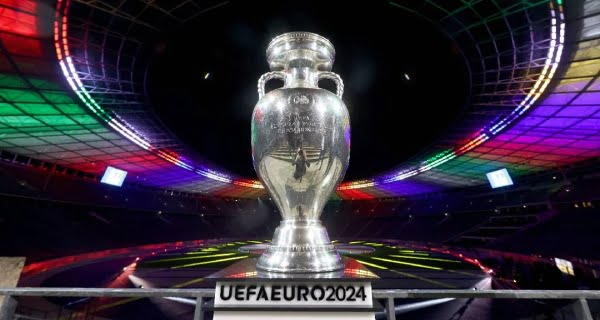 Germany released the logo of Euro 2024