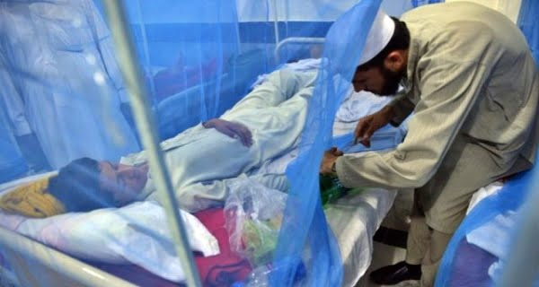 Hospitals run out of beds