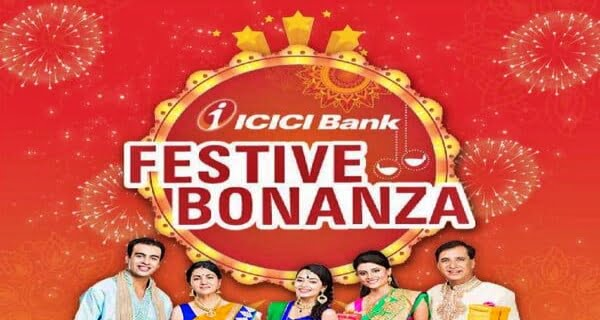ICICI Bank introduced special festive offers