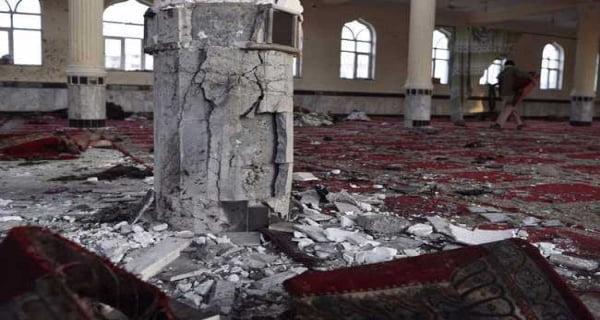 Idgah mosque blast