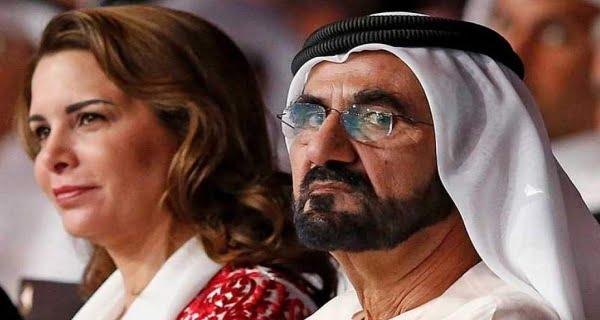 King of Dubai hacked ex-wife's phone