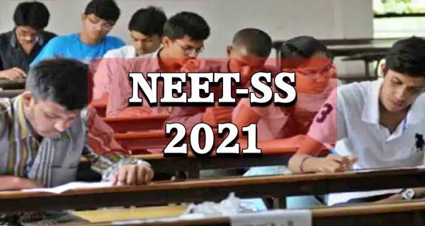 NEET-SS exam