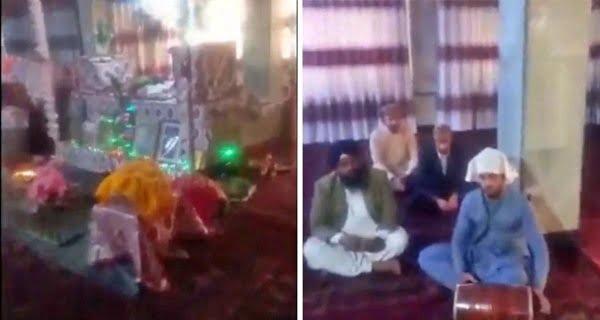 Navratri in Afghanistan seen in Viral VIDEO   palpalnewshub