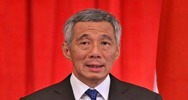 Prime Minister Lee Hsien Soong