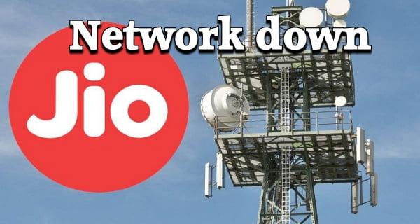 Reliance Jios network