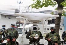 Security agency on alert