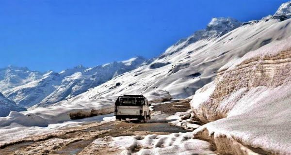 Severe cold and low oxygen of Ladakh