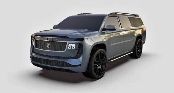 Triton EV Model H SUV