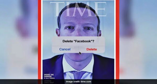 Zuckerberg on the cover of TIME