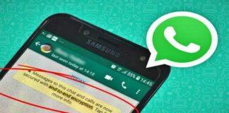end-to-end encryption WhatsApp