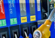 fuel prices increased in France